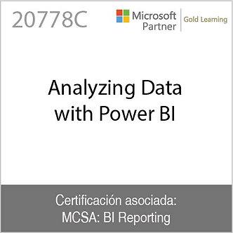 20778C | Analyzing Data with Power BI
