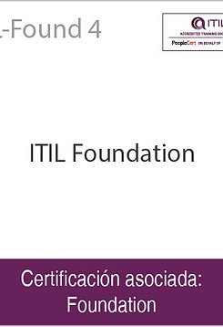 ITIL-Found 4 | ITIL Foundation (18 PDU´s)