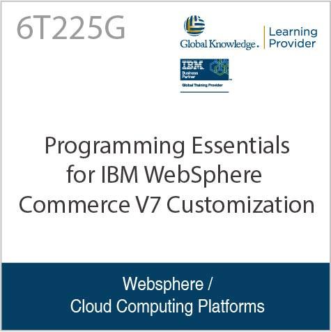 Programming Essentials for IBM WebSphere Commerce V7