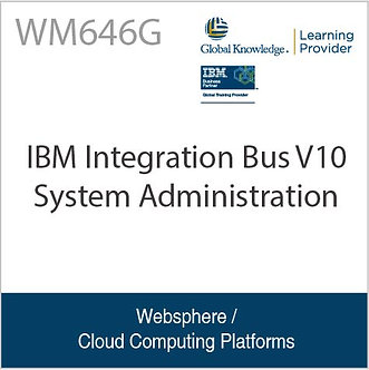 WM646G | IBM Integration Bus V10 System Administration