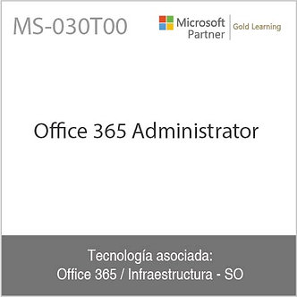 MS-030T00 | Office 365 Administrator