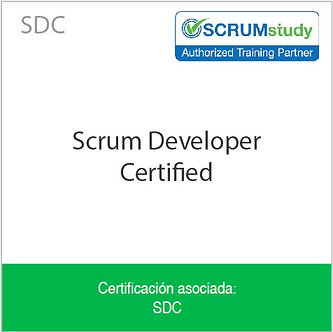 SDC | Scrum Developer Certified (14 PDUs)