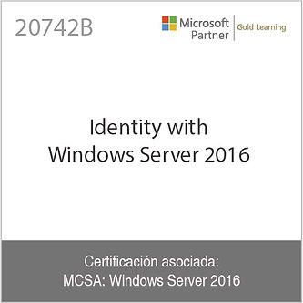 20742B   Identity with Windows Server 2016