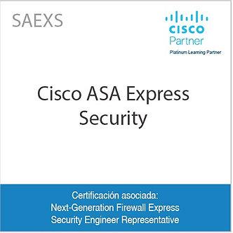 SAEXS | Cisco ASA Express Security