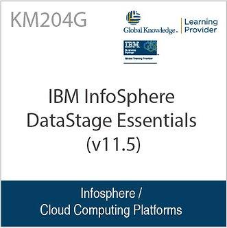 KM204G | IBM InfoSphere DataStage Essentials (v11.5)