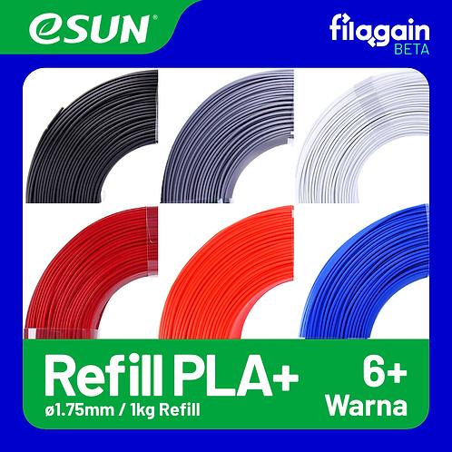 eSUN PLA+ Refill / 1.75mm 1kg Spool