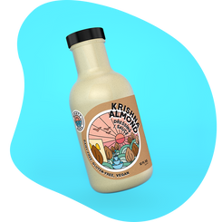 Krishna Almond Dressing/Sauce