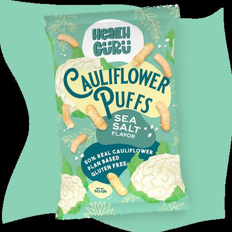Cauliflower Puffs Snack
