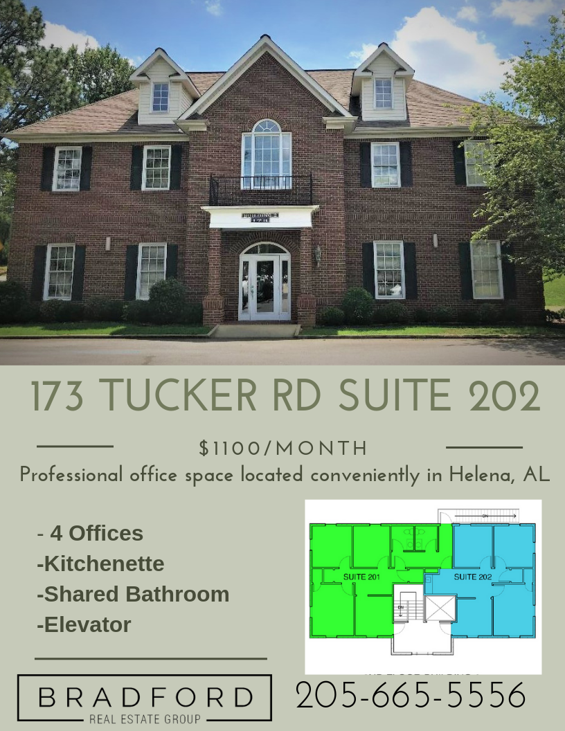 Tucker Road Flier no SQFT