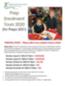 Prep Enrolment Tours 2020 Picture.JPG