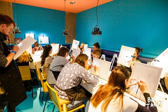 ArtNight Workshop - BedTalks Dresden