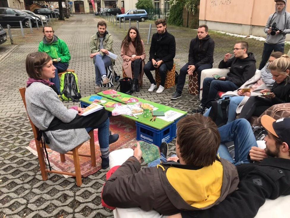 Marktschwärmer Startup Safari Dresden