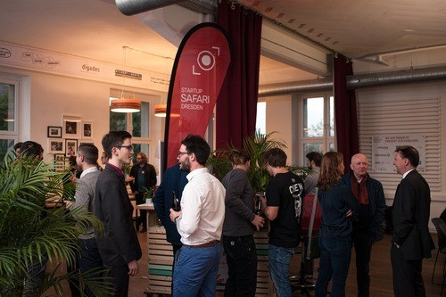 Opening Event - Startup Safari Dresden