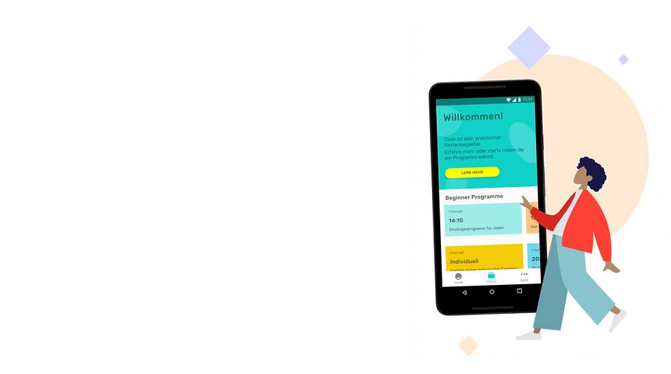 Clear Intervallfasten App