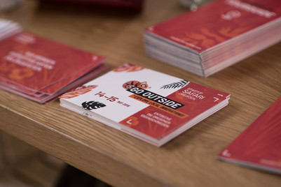 Flyer - Startup Safari Dresden