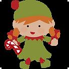 christmas elf home visit