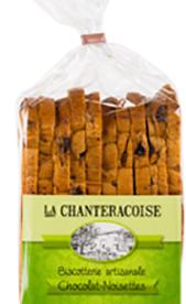 BISCOTTES Gourmandes Chocolat-Noisettes 300 g - La Chanteracoise