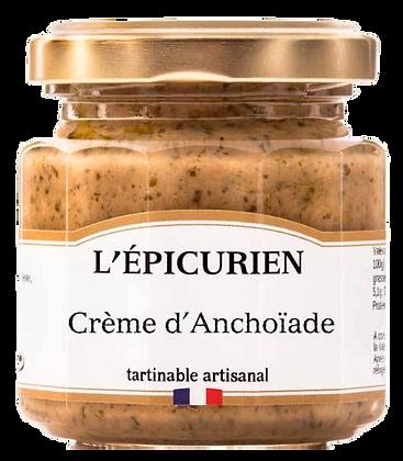 Crème d'Anchoïade - L'Epicurien
