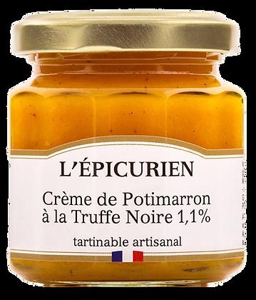Crème de Potimarron à la Truffe Noire 1,1% - L'Epicurien