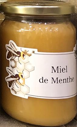 MIEL de Menthe