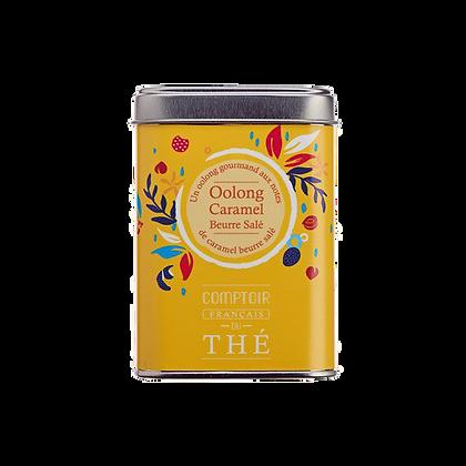 Thé OOLONG Caramel Beurre Salé en vrac