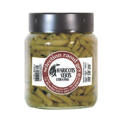 Haricots Verts Extra Fins - Raoul Gey