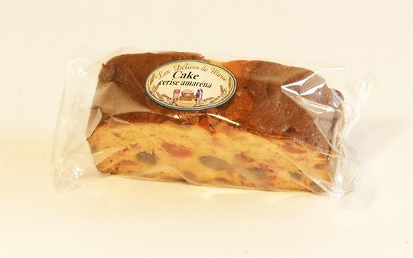 CAKE Cerise Amarena - Les Délices de Marie