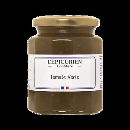 Confiture Tomate Verte - l'Epicurien