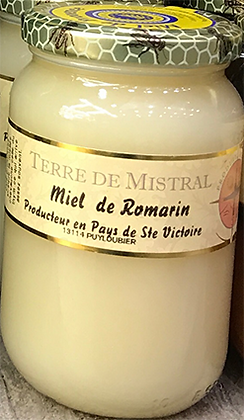 MIEL de Romarin de Provence IGP