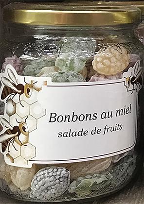 BONBONS au Miel Salade de Fruit