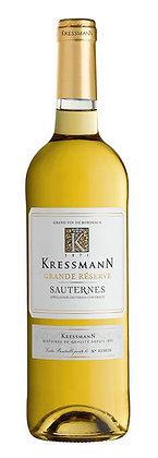 SAUTERNES Blanc 2018 - Kressmann