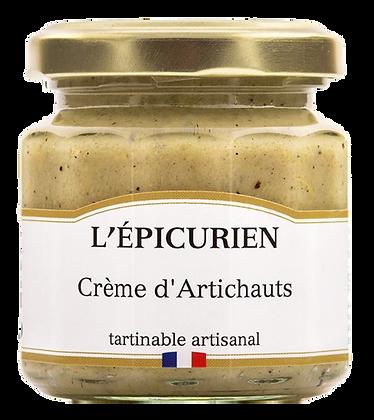 Crème d'Artichauts - L'Epicurien