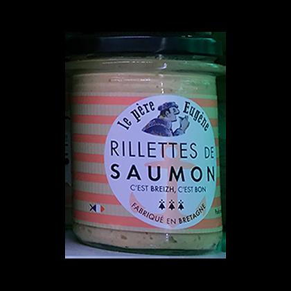"""RILLETTES de Saumon """"Le Père Eugène"""""""