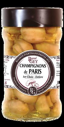 Champignons de Paris Entiers - Raoul Gey