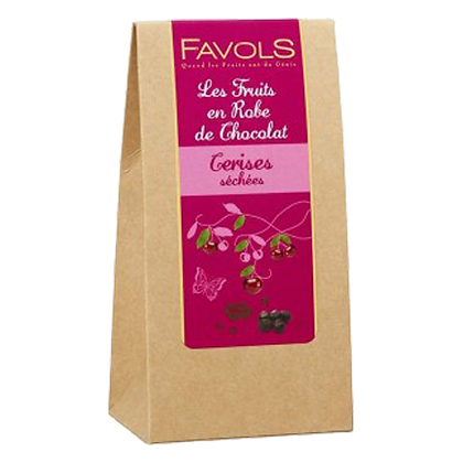 Fruits en Robe de Chocolat FAVOLS - Cerise