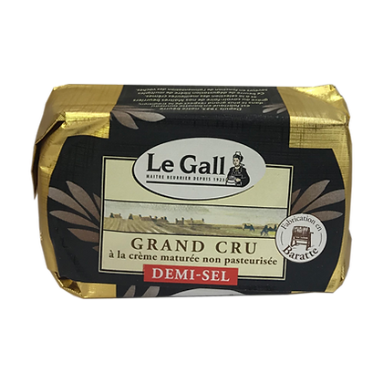 BEURRE Le Gall Demi-Sel