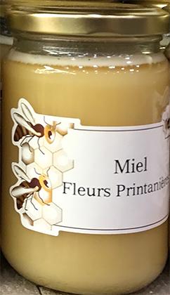 MIEL Fleurs Printanières