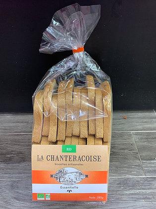 BISCOTTES Essentielle 280 g - La Chanteracoise