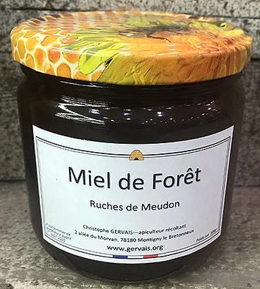 MIEL de Forêt - Ruches de Meudon