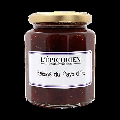 Gourmandise Raisiné du Pays d'Oc - l'Epicurien