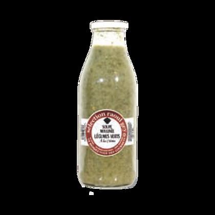 Soupe mouliné de Légumes Verts - Raoul Gey