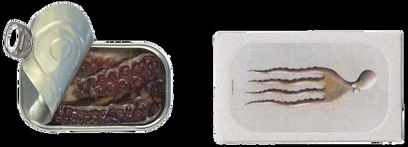 POULPE à l'Huile d'Olive et à l'Ail - José Gourmet