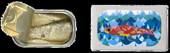 Sardine à l'Huile d'Olive Extra Vierge - José Gourmet