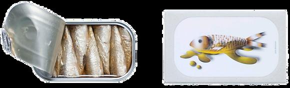 Petites SARDINES à l'Huile d'Olive Vierge Extra - José Gourmet