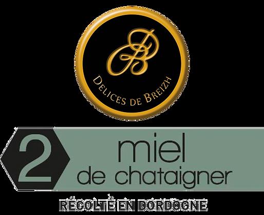 MIEL de Chataigner - Délices de Breizh