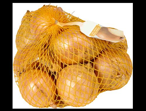 OIGNON Jaune en Filet de 5 kilos (722)