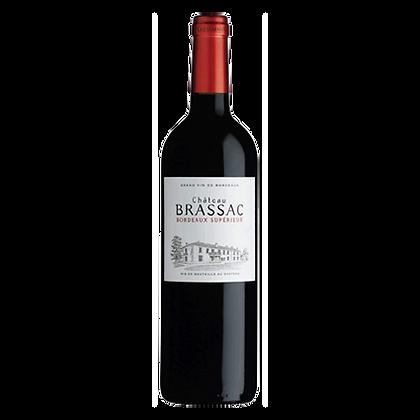 BORDEAUX SUPERIEUR Rouge  2013 -Château Brassac