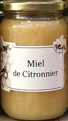 MIEL de Citronnier