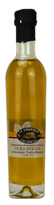 Huile d'Olive Truffe Blanche