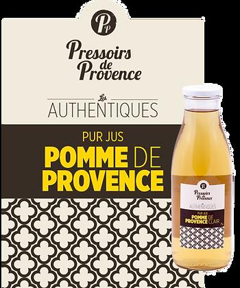Pur Jus de POMME de Provence